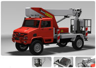 Chiny Transport 115 km / H Semi Resiler Electric Rescue Hydraulic Control Clutch fabryka