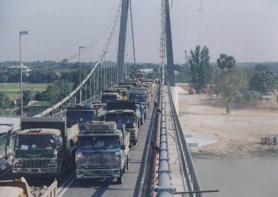 The Longest Suspension Bridge / Rigid Frame Bridge Professional